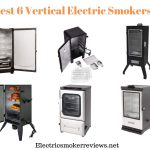 Best 6 Vertical Electric Smoker Reviews 2020 [Complete Buyer's guide]