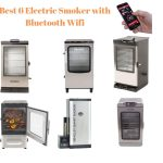 Best 6 Electric Smoker with Bluetooth-Wifi-RF Remote Control Reviews