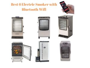 Best Electric Smoker with Bluetooth Wifi reviews
