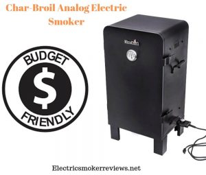Budget-Friendly Vertical Smoker