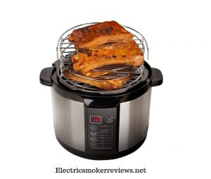 Emson Indoor Electric Smoker