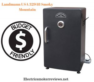 Best budget Outdoor electric Smoker