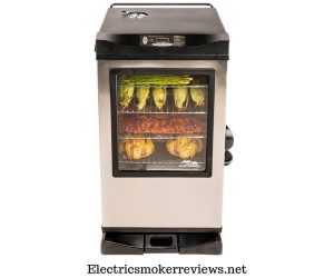 Masterbuilt 20077515 Electric Meat Smoker