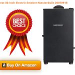 5 Best 30-inch Electric Smoker Reviews 2020 Highly Recommended