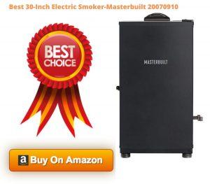 Best 30-Inch Electric Smoker-Masterbuilt 20070910