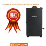 5 Best 30-inch Electric Smoker Reviews 2021 Highly Recommended