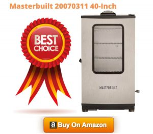 Best 40-Inch Electric Smoker Reviews. Masterbuilt 20070311