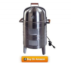 Meco Stainless – Steel Electric Smoker