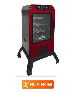 Smoke Hollow Smoke-Tronix – 40″ Smoker with Window