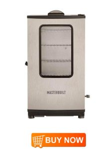 Masterbuilt 20077515 – With Top Controller and Window