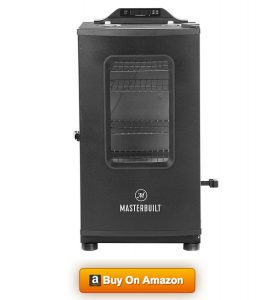 Masterbuilt MB20073519 – Electric Smoker with Bluetooth