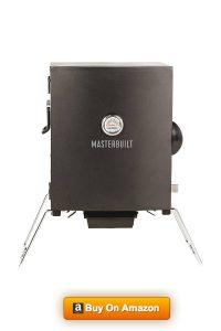 Masterbuilt MB20073716 Patio-2-Portable Electric Smoker ( Portable Electric Smoker )
