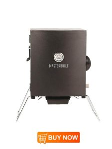Masterbuilt MB20073716 Patio-2-Portable Electric Smoker ( Best Portable Electric Smoker )