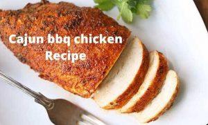 Pit Boss Smoker Recipes - Cajun bbq chicken Recipe