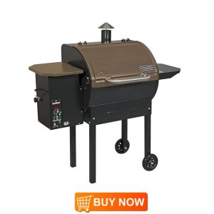 Camp Chef SmokePro DLX Pellet Grill w/New PID Gen 2 Digital Controller