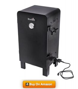 Char-Broil Analog Electric Smoker – Best for Beginners