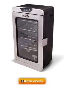 Char-Broil Deluxe – Home Electric Smoker