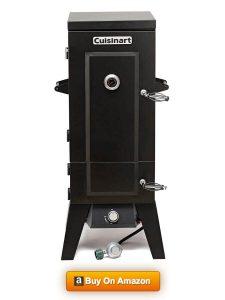 Cuisinart COS-244 – 36″ Vertical Propane smoker
