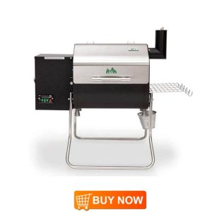 Green Mountain Grills Davy Crockett – Portable and WiFi Controlled