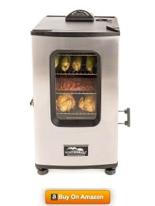 Masterbuilt 20075315 – 30″ Smoker Under 1000