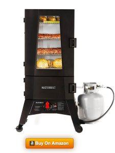 Masterbuilt MB20051316 - Best Propane smoker