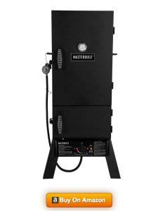 Masterbuilt MB20052318- 30 Inch Propane Smoker