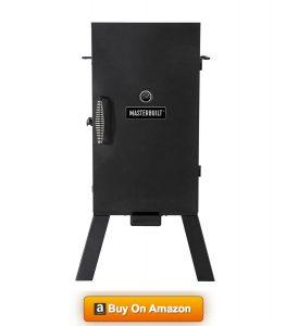 Masterbuilt MB20070210 MES 35B – Analog Smoker