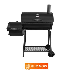 Royal Gourmet CC1830F - Charcoal Grill & Offset Smoker