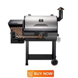 Z GRILLS ZPG-7002E 2020 Upgrade Wood Pellet Grill & Smoker