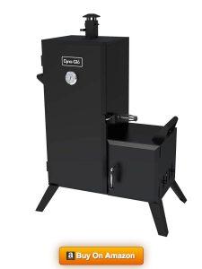 Dyna-Glo DGO1176BDC-D – Best Vertical Offset Smoker