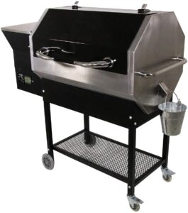 RT-590 | Wifi Enabled | Wood Pellet Grill